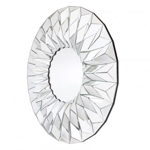 Lustro nowoczesne okrągłe Hecate