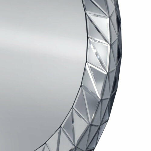 Como - okrągłe lustro dekoracyjne