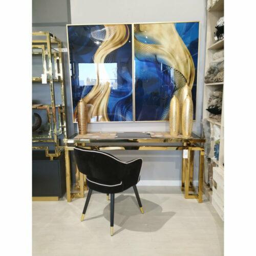 Krzesło nowoczesne Nizza aranżacja