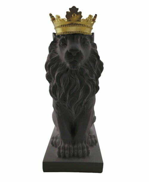 Dekoracja Black Lion