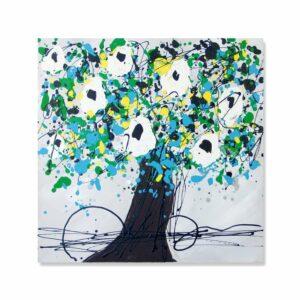Obraz Szmaragdowe Drzewo