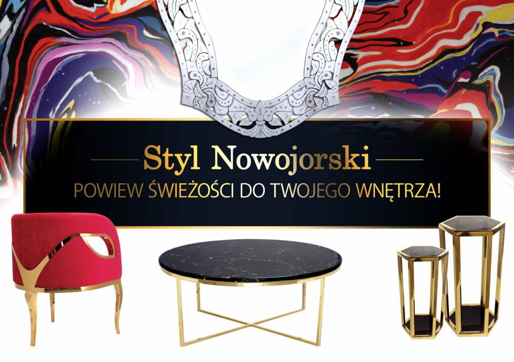 Styl nowojorski w Polsce, czy to możliwe?
