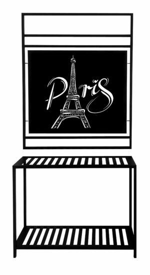 Paris loft konsola wieszak garderoba